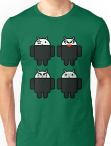 KISSdroids Unisex T-Shirt