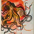 Octopus by Clare Lawrence