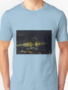 landscape lake at night T-Shirt