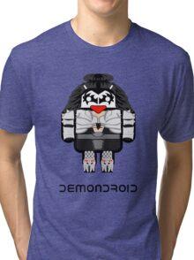 Demondroid Tri-blend T-Shirt