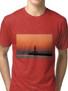 Light House Tri-blend T-Shirt