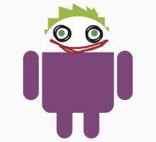 Jokeroid Kids Tee
