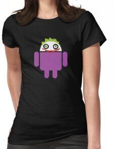 Jokeroid Womens Fitted T-Shirt