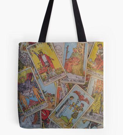 Tarot Time Tote Bag