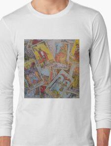 Tarot Time Long Sleeve T-Shirt