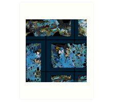 """Marbled Wall"" Art Print"