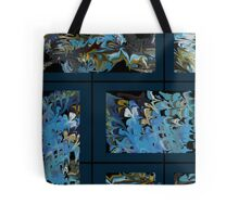 """""""Marbled Wall"""" Tote Bag"""