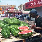 """""""Competition to Golden Arches in Harlem"""" by mileseca"""