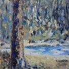 Fir Tree Pond  by TerrillWelch