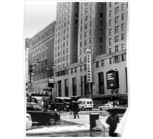 The New Yorker Hotel Poster