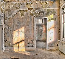 alcatraz room by vincefoto