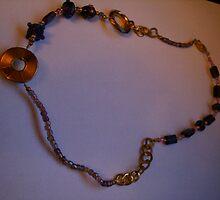 A Symetrical Handmade Necklace by anaisnais