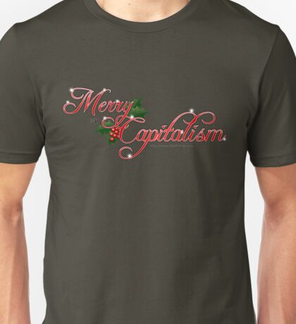 Merry Capitalism Unisex T-Shirt
