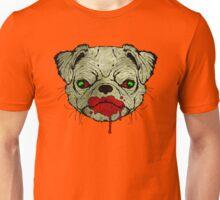 Zombie Pug! Unisex T-Shirt
