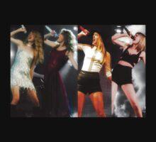 Taylor Swift- Fearless Era to 1989 Era  Kids Clothes