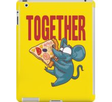 Always Together - For Him iPad Case/Skin