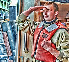 the deckhand by vincefoto