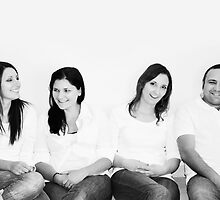 a brother & his sisters (2) by diLuisa Photography