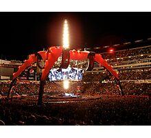 U2 Foxboro Photographic Print