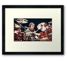 Neil Peart Framed Print