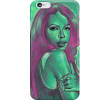 Aaliyah Dreamworld Painting iPhone Case/Skin