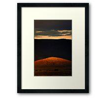Drive By Hump Framed Print