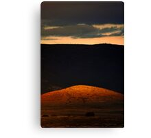 Drive By Hump Canvas Print