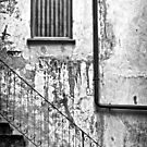 Stairs :: Window :: Drainpipe by Silvia Ganora