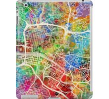 Glasgow Street Map iPad Case/Skin