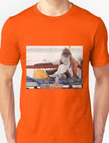 Sadhus of India Unisex T-Shirt