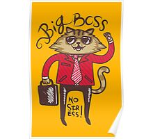 Big Boss - No Stress Poster