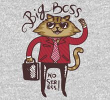 Big Boss - No Stress One Piece - Short Sleeve