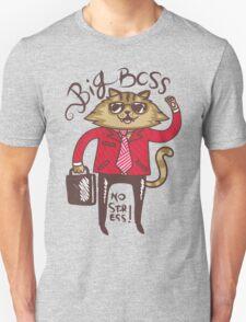 Big Boss - No Stress T-Shirt
