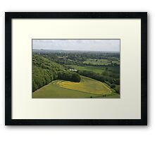 Olivers Fort Framed Print