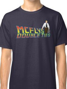 McFly's Double Ties Classic T-Shirt