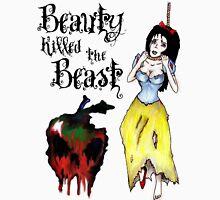 Beauty Killed the Beast no.2 Mens V-Neck T-Shirt