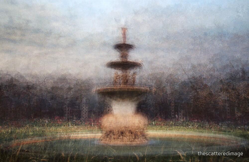 Exhibition Fountain (Hochgurtel Fountain), Carlton Gardens by thescatteredimage