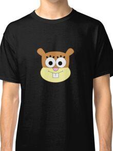 Sandy Cheeks t-shirt without helmet Classic T-Shirt