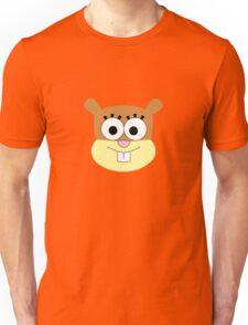 Sandy Cheeks t-shirt without helmet Unisex T-Shirt