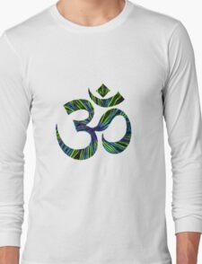 Tie Dye OM Long Sleeve T-Shirt