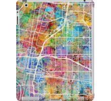Albuquerque New Mexico City Street Map iPad Case/Skin