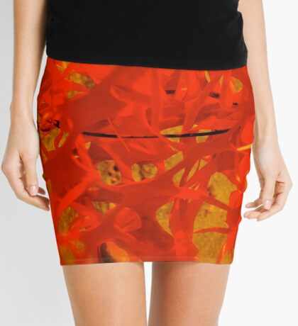 WERK ZONE Mini Skirt