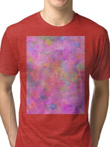 Colour Splash Tri-blend T-Shirt