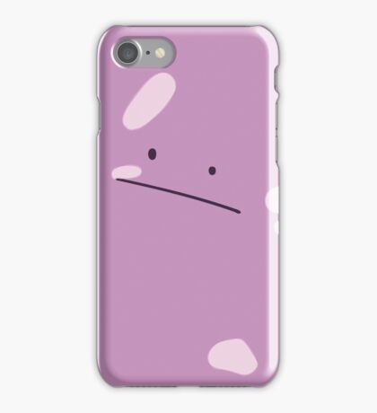 Ditto iPhone Case/Skin