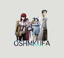 steins gate okabe kurisu oshmkufa anime manga shirt Unisex T-Shirt