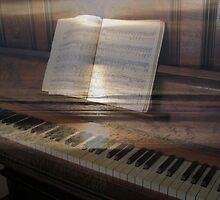 Wertheim Piano [ circa 1913] by Virginia McGowan