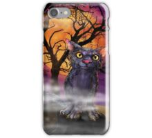 Boris Halloween. iPhone Case/Skin