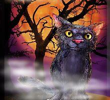 Boris Halloween. by John Gieg