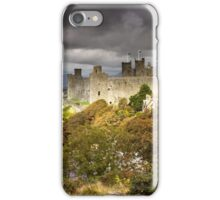 Snowdonia - Harlech Castle Autumn iPhone Case/Skin