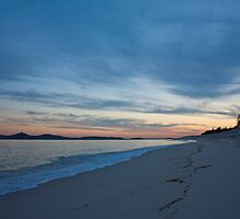 Sunset - Jimmys Beach by Benjamin Harrison